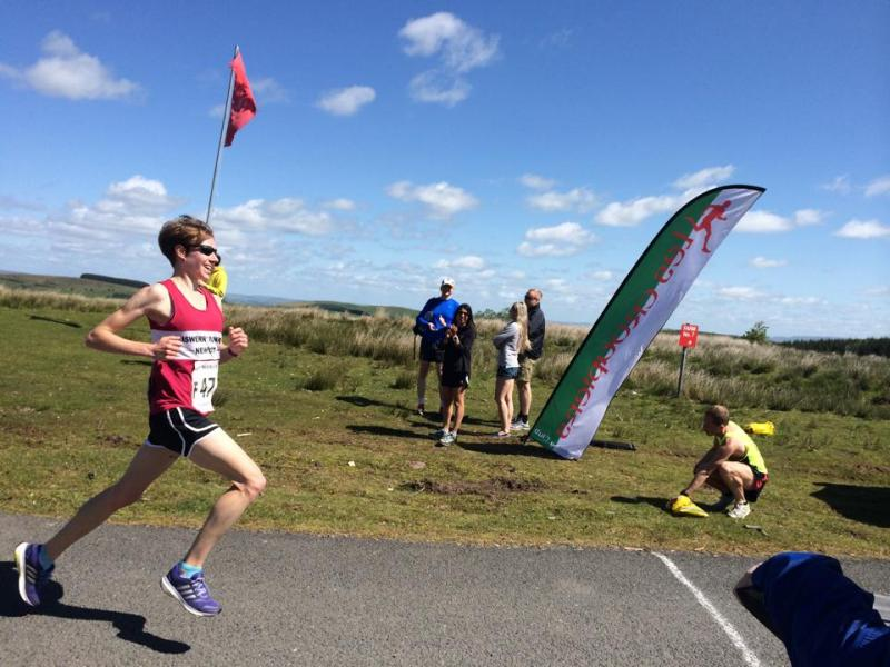 Welsh Castles Relay 2015